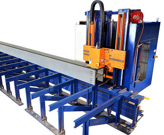 cnc-drill-line-multifunction-machine-for-structural-steel-fabrication